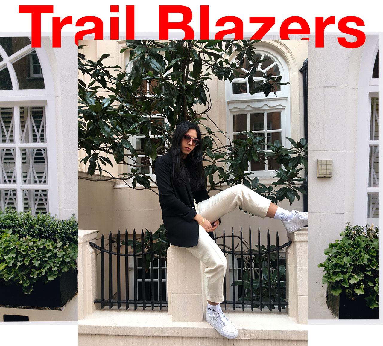 Blazers Trail: Trail Blazers